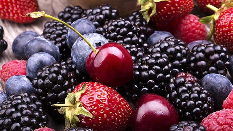 خواص میوه های تابستان