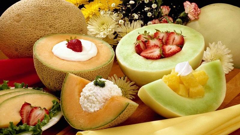 میوه های پر آب