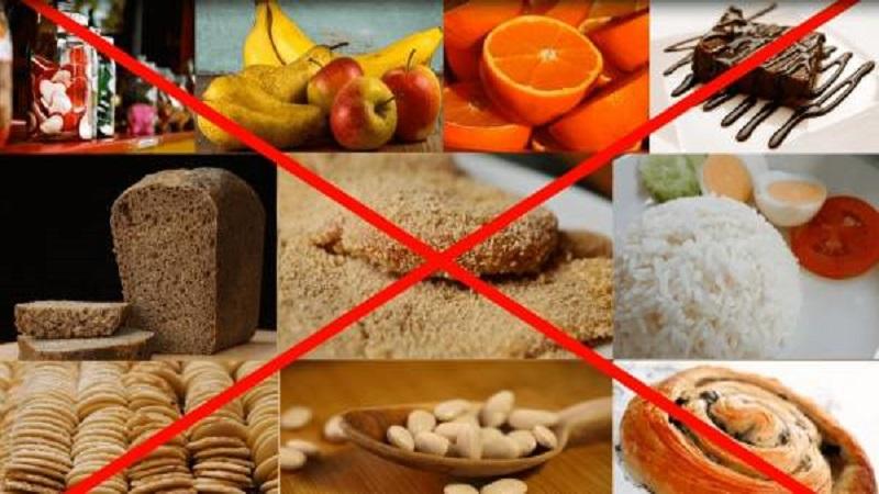 از غذاهایی که دررژیم کتوژنیک باید اجتناب کرد
