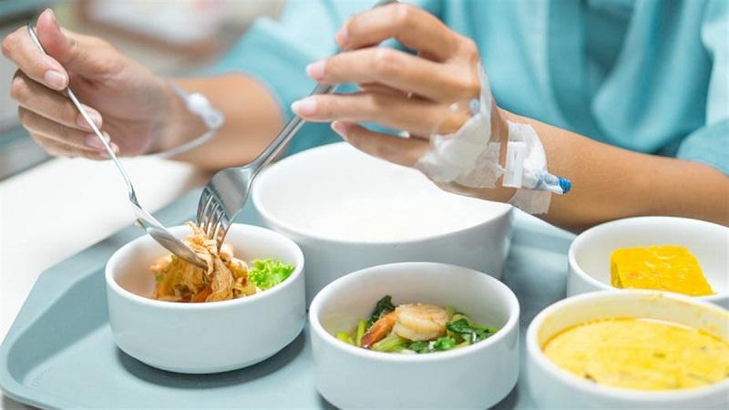 توصیه های تغذیه ای در دوره شیمی درمانی